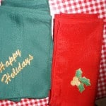 Embroidered Napkins for Every Occasion