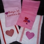 Customized, Monogrammed, or Theme Burp Cloths