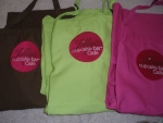 Aprons for your business or displaying your logo