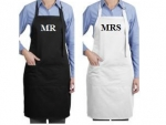 Mr. & Mrs. Aprons