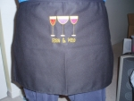 Wine Themed Aprons