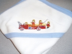 Themed Baby Blankets