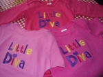 Baby / Toddler Girl Shirts