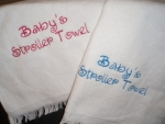 Baby Stroller Towels