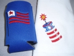 Patriotic Themed Coolies