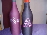 Personalize a Wine Bottle Coolie for a Unique Gift $12.00