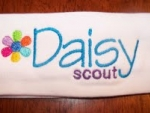 Daisey Scout & Girl Scout Headbands