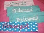 Bridal Party Headbands