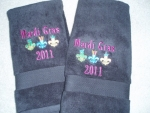 Holiday Themed Towels